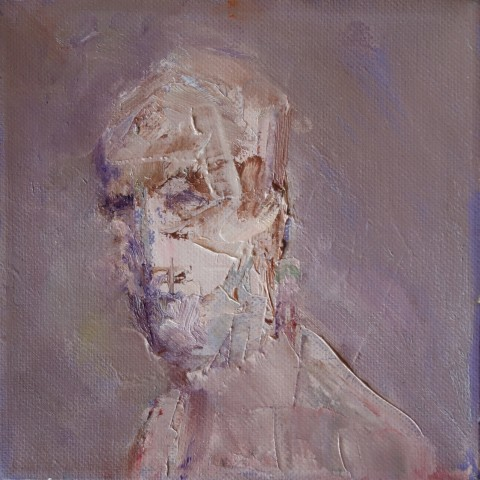 Elfyn Jones, Self Portrait