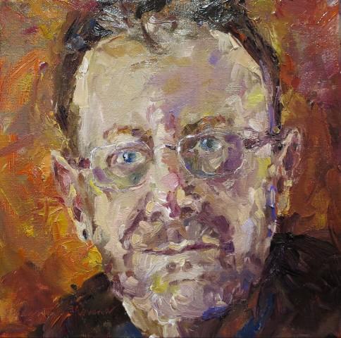 David Grosvenor, Self Portrait I