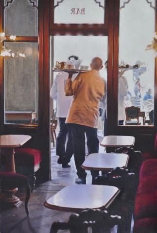 Mike Briscoe, Dancing Waiters