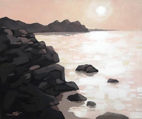 Stephen John Owen, Evening Light, Aberdeserch