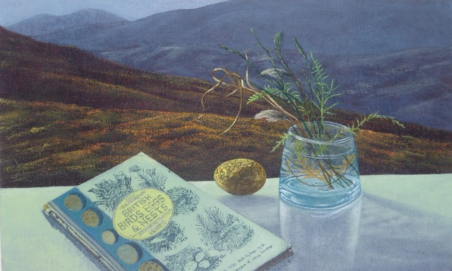 Kim Dewsbury, The Golden Egg