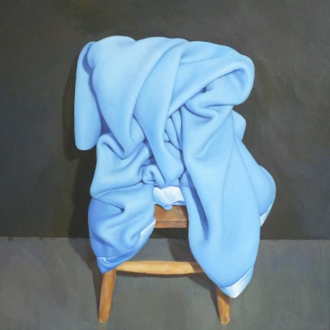James Guy Eccleston, Blue Blanket