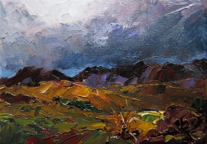 David Grosvenor, The Moelwyns I