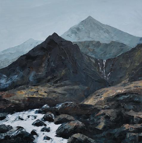 Gwyn Roberts, Yr Wyddfa / Snowdon