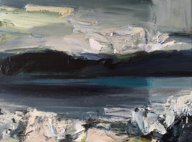 Beth Fletcher, Study (Shadowed Water)