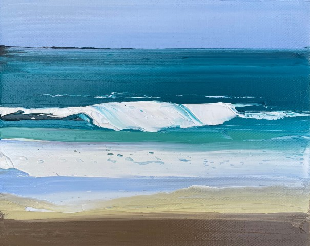 Sarah Carvell, Wave