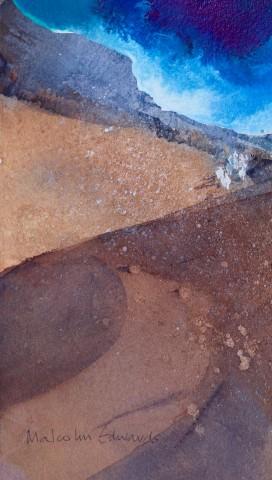 Malcolm Edwards, Lengthening Shadows, Azure Sky