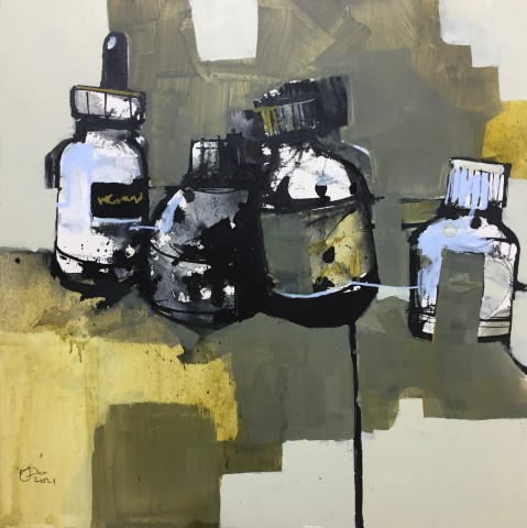 Pete Monaghan, Inks Excess