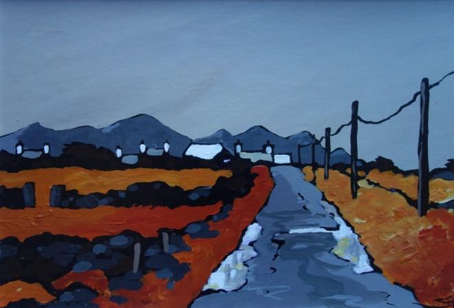 Stephen John Owen, The Road to Dinas