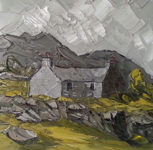 Martin Llewellyn, Farmhouse, North Wales