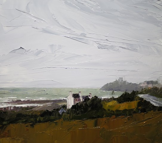 David Grosvenor, Criccieth Castle I