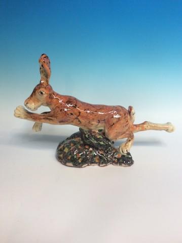 Willie Carter, Running Hare
