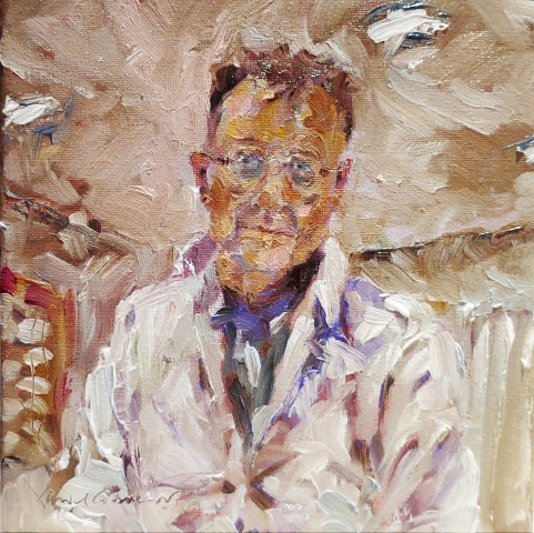 David Grosvenor, Self Portrait II