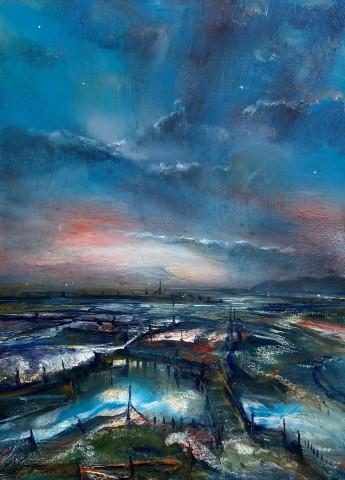Iwan Gwyn Parry, Barmouth Shorelines I