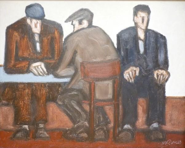 Mike Jones, Figures, Cafe