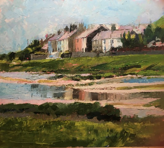 Anne Aspinall, Aberffraw in June