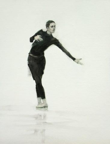 Carl Chapple, Mara Galeazzi (Ballet Cymru Rehearsal 78)
