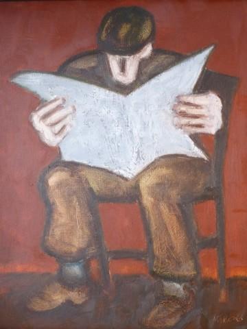 Mike Jones, Reader