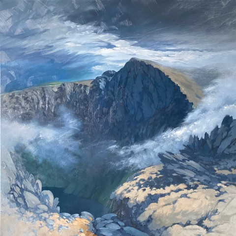 Colin See-Paynton, Welsh Elements IV - Where Clouds are Made - Cadair