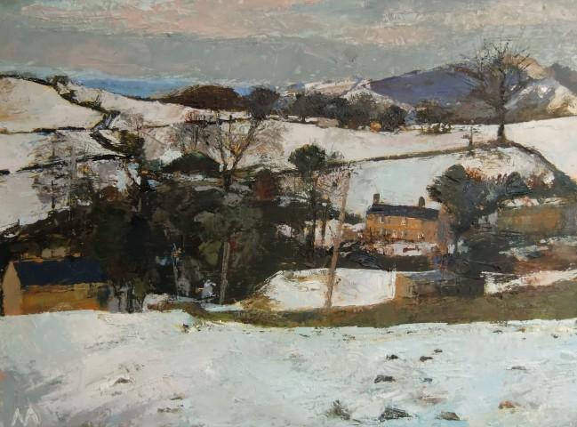 Anne Aspinall, Winter