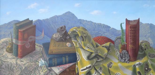 Kim Dewsbury, The Fabric of Life