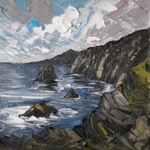 Martin Llewellyn, Morfa, Llyn Peninsula