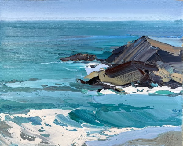 Sarah Carvell, Rough Seas and Winds