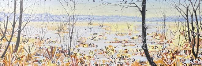 Katie Allen, Winter Marshland