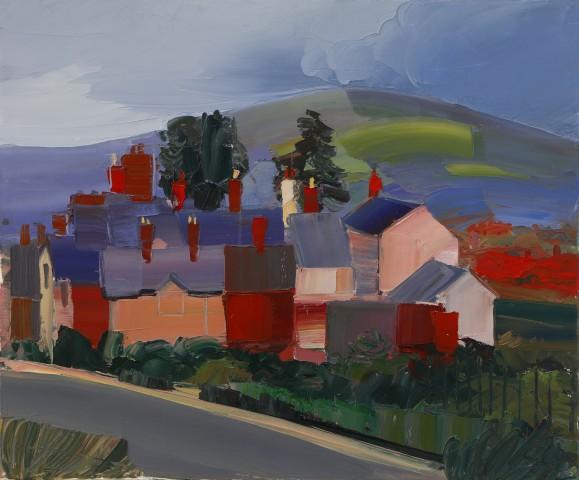 Sarah Carvell, Vale Street, Hidden View