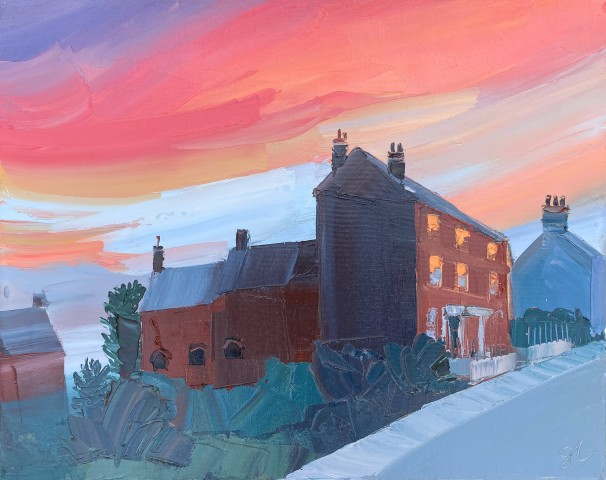 Sarah Carvell, The Old Police Station and Cells