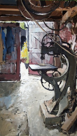 Matthew Wood, Ty Coch - Bandsaw