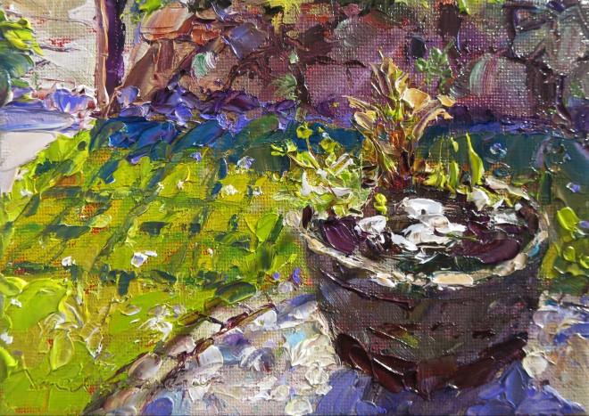 David Grosvenor, Water Feature