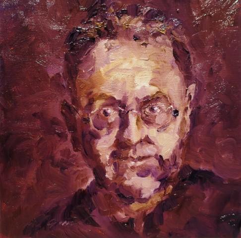 David Grosvenor, Self Portrait III