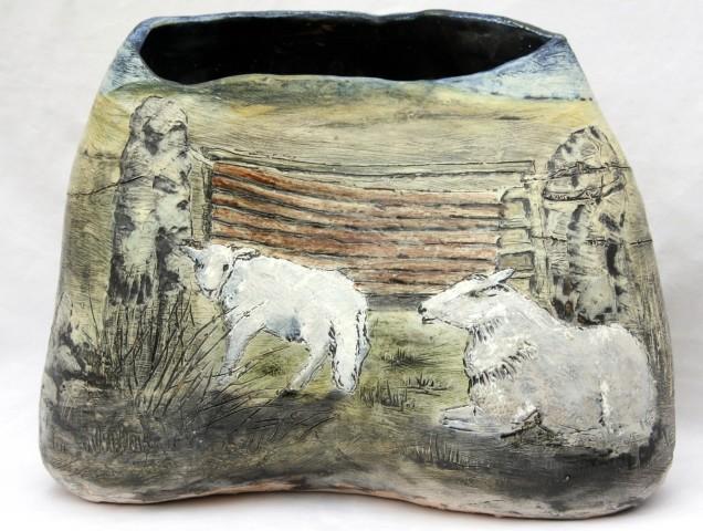 Helen Gittins, To the Farmer