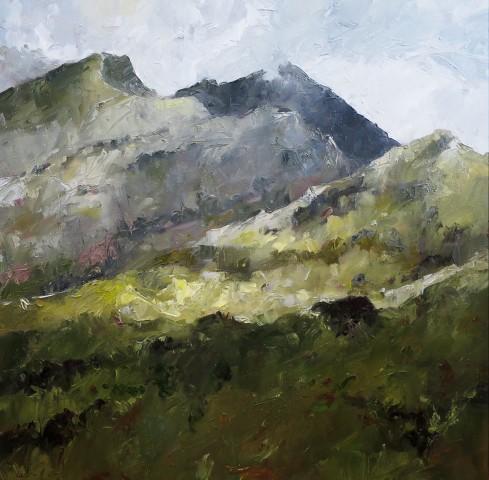 David Grosvenor, Snowdon South Ridge