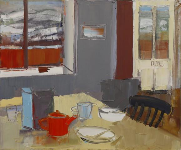 Sarah Carvell, Winter, Breakfast