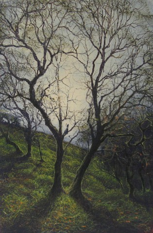 Gerald Dewsbury, Twin Trees