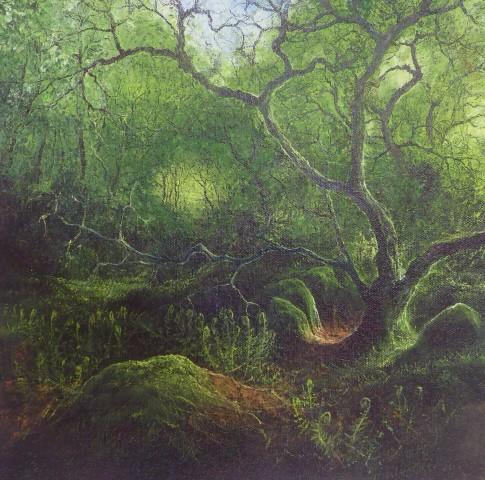 Gerald Dewsbury, Woodland Passages