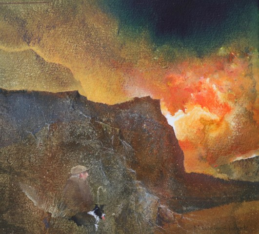 Malcolm Edwards, Sunset