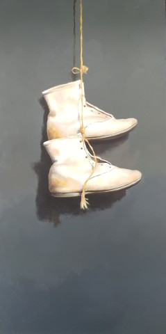 James Guy Eccleston, Little White Boots