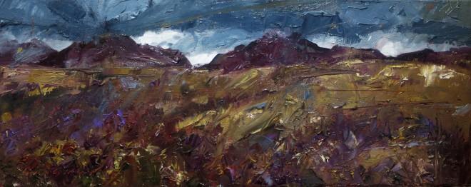 David Grosvenor, Drws Ardudwy, The Rhinogydd