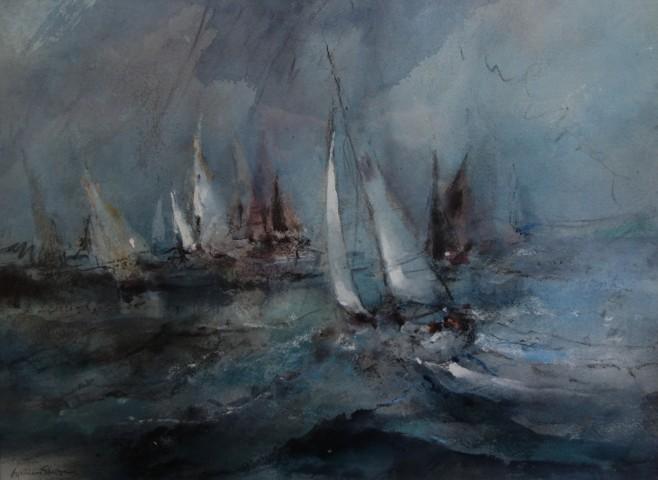 William Selwyn, Regatta