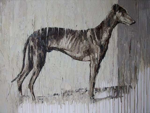 Carl Melegari, Greyhound
