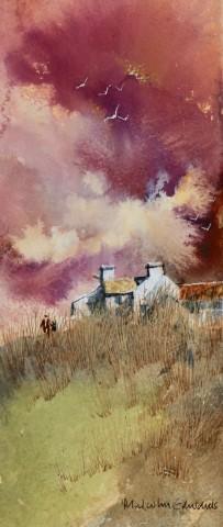 Malcolm Edwards, Evening Sky, Pembrokeshire