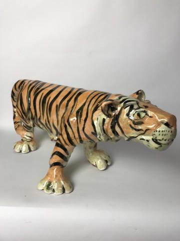 Willie Carter, Tiger