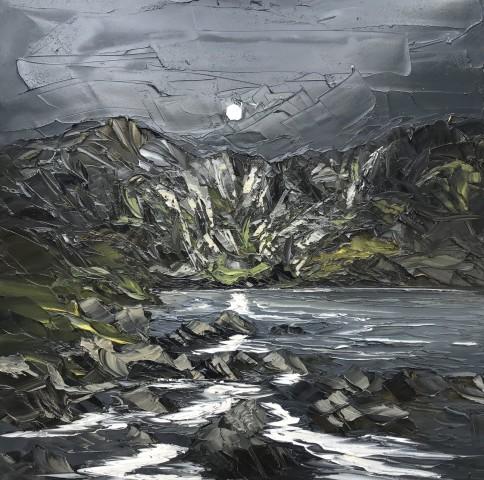 Martin Llewellyn, Moon Reflection, Cwm Idwal