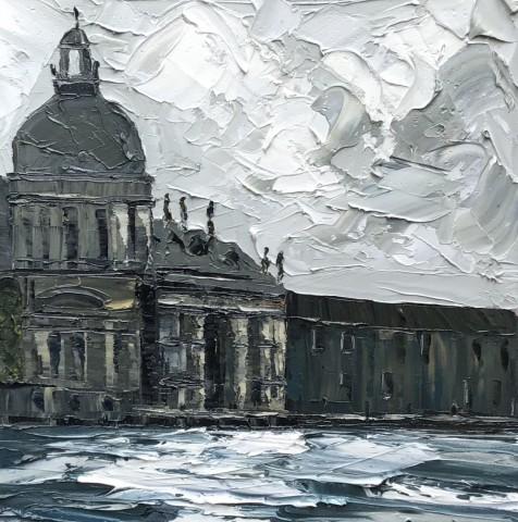 Martin Llewellyn, Santa Maria, Venice