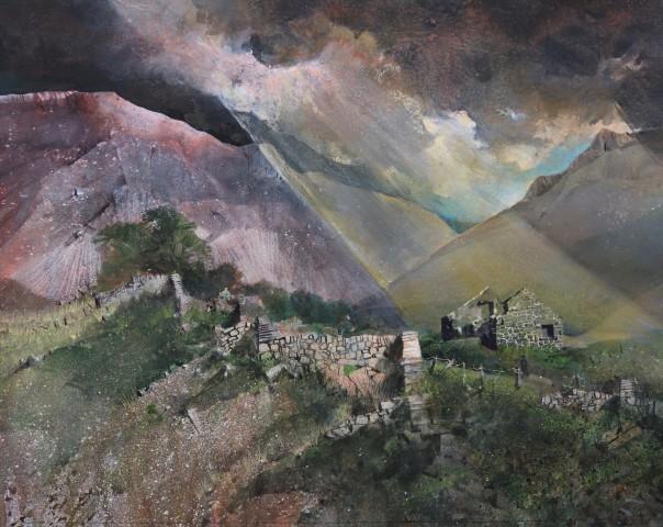 Malcolm Edwards, Storm Sky, Drws y Ardudwy