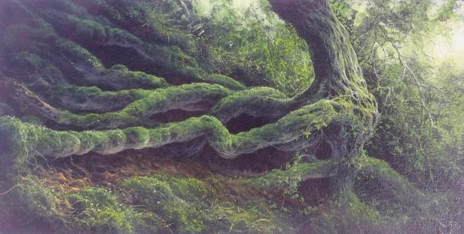 Gerald Dewsbury, Oak Roots