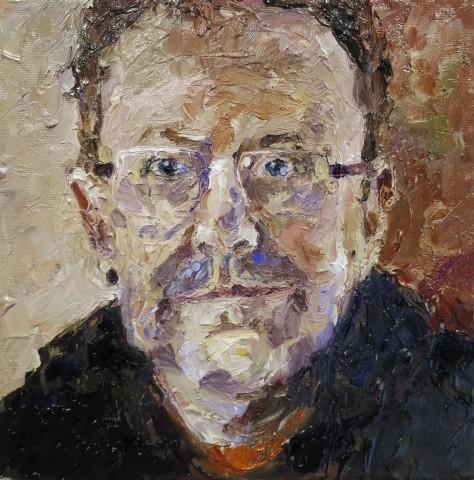 David Grosvenor, Self Portrait IV